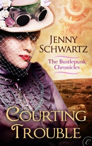 Courting Trouble - Steampunk
