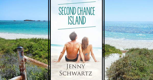 second chance island cover banner