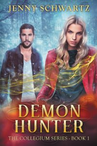 demon hunter, jenny schwartz, kindle unlimited,