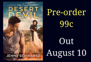 paranormal romance, desert devil, kindle unlimited,