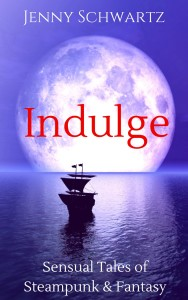 indulge cover