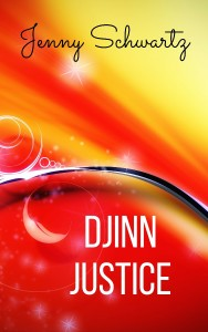 paranormal romance, kindle unlimited, djinn justice,
