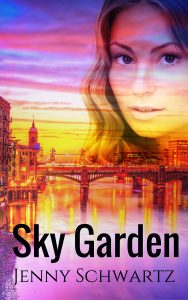 Jenny Schwartz, kindle unlimited, romantic suspense, sky garden, haunting London romance,