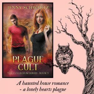 Plague Cult, urban fantasy, paranormal romance, kindle unlimited, plague dystopia, cult romance, cult thriller, cult mystery,