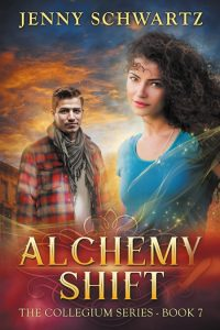 Alchemy Shift, jenny Schwartz, paranormal romance, bear shifter, kindle unlimited