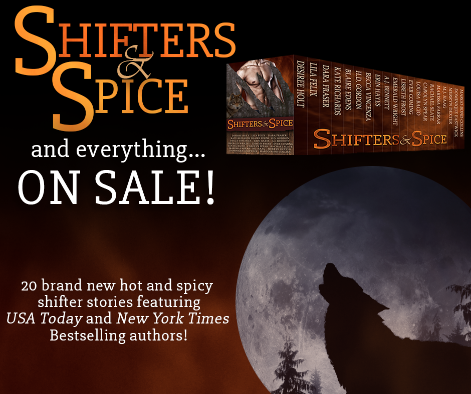 shifters and spice