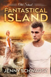 old school, kindle unlimited, fantastical island, pnr, Jenny Schwartz, paranormal romance, urban fantasy