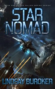 kindle unlimited, buroker, scifi,
