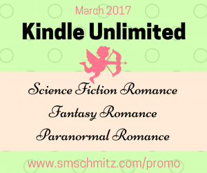 Romance Promotions for March & Other News | Jenny Schwartz