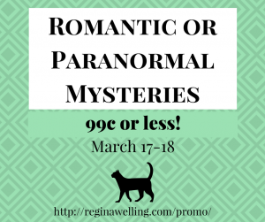 kindle unlimited, paranormal, mysteries,