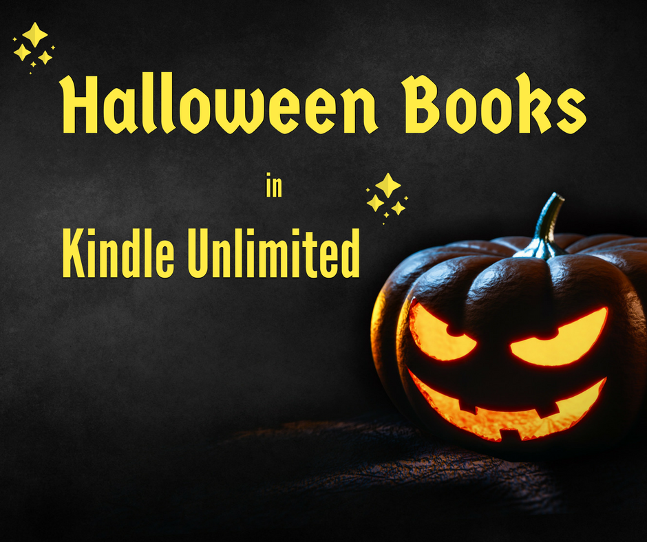 Kindle Unlimited, Jenny Schwartz, Halloween,