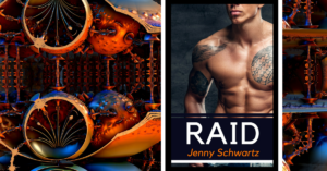 raid, scifiromance, kindle unlimited,