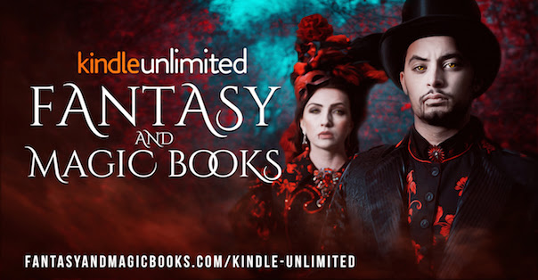kindle unlimited, fantasy,